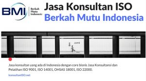 konsultan ISO Surabaya Jawa Timur