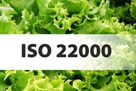 ISO 22000 SISTEM MANAJEMEN PANGAN